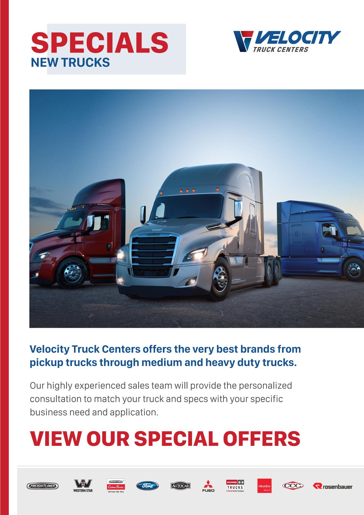Special Trucks